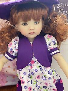 Dianna Effner Little Darling Special Edition Vinyl Doll Artist Doll