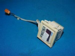 SMC ZSE40F-C4-22L-M Precision Digital Pressure Switch