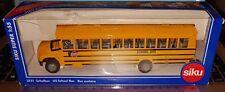 SIKU 3731 USA AUTOBUS SCOLAIRE US SCHOOL BUS DIECAST MINIBUS ECHELLE 1:55 NEUF