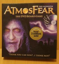 AtmosFear DVD Board Game 20th Anniversary Edition Atmosphere Complete