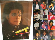 Michael Jackson Calendrier 1989 Calendar Kalender Poster Posters