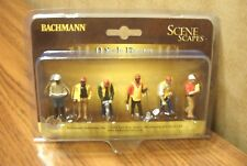 BACHMANN SCENE SCAPES CIVIL ENGINEERS O SCALE FIGURES