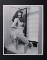 1960s Bunny Yeager EVELYN WEST $5000000 TREASURE CHEST MODEL LITHO PHOTO