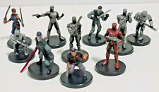 Star Wars Miniatures Sith Trooper Squad with Cards!! - Free Shipping! Lot