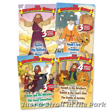 The Beginner's Bible: Children's Series Complete Volumes 1 2 3 4 Box/DVD Set(s)