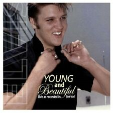 ELVIS PRESLEY - YOUNG AND BEAUTIFUL: AS RECORDED IN STERIO  -  Elvisone Label