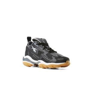 Reebok DMX Series 1600 (Black/Alloy/White) Men's Shoes CN7737
