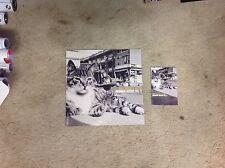 RARE! Album Cd BILLY BRAGG & WILCO 12x12 Promo POSTER & Postcard band