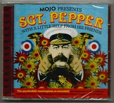 MOJO Presents SGT PEPPER Re-Recorded! & Covered Promo CD NEW & SEALED