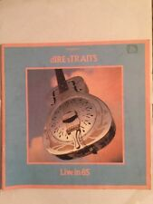 Dire Straits Live In 85 Programme
