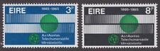 Ireland 1965 #198-99 ITU, Centenary (Set of 2) - MNH
