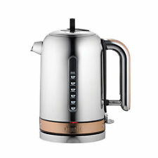 Dualit Classic Kettle Chrome With Copper Trim 72820