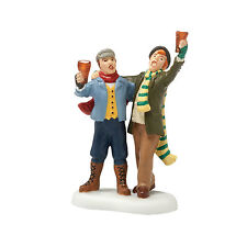 Department 56 Dickens Pub Patrons Accessory NEW 4020192 DV D56 2011