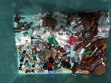 Huge Lego lot Western parts and acessories cannons,cows,honey jar (Fort Laredo)