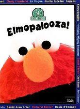 Sesame Street - Elmopalooza (DVD, 1998) - NEW!!
