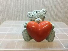 Me To You Bear Figurine Ornament Tatty Teddy All My Love Holding Heart Fading