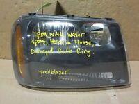 TRAILBLAZER HEADLIGHT BACK COVER CAP OEM 2002-09