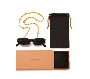 LE SPECS x Jordan Askill Petit Panthère *NEW W TAGS+CASE+CHAIN* Luxe SOLD OUT