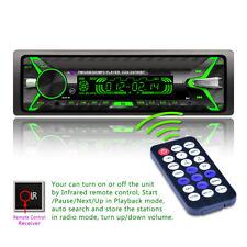Car MP3 Player 7-Color Light Bluetooth FM Stereo Radio USB/SD/MMC Music Speaker