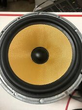 "B&W Bowers & Wilkins DM602  DM603  DM604 Bass Driver P/N ZZ10129 7"""