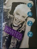 Yazz Wanted cassette tape Featuring The only way is up