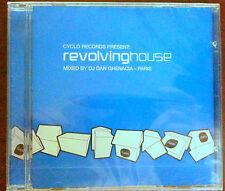 REVOLVING HOUSE - MIXED BY DJ DAN GHENACIA - PARIS - CD Neuf (A2)