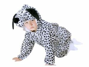 Kid Child Animal play costume dress up dog Dalmatian Hund Cane Perro Chien 3-10y