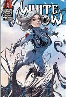 White Widow #2 - Nanosilk Foil - CVR E