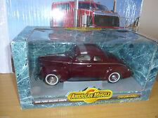 Ertl Diecast Cars