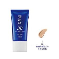 KOSE SEKKISEI White BB Cream 02 SPF40 PA+++ 30g from Japan
