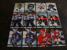 1993-94 Classic Images Hockey---Lot Of 12---Dupes---See List---NrMt