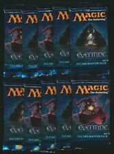 10x MTG Magic the Gathering Eventide Booster Pack Lot *SEALED AND UNSEARCHED!!!