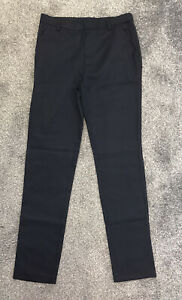 Debenhams Boys School Trousers X1. Navy Blue, Age 16. Like Marks, Brand New