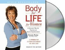 Body-for-Life for Women: 12 Weeks to a Firm, Fit, Fabulous Body (2005, CD) New