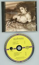 MADONNA Rare Target CD Like A Virgin West Germany First Issue 1984
