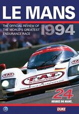 Le Mans 1994 - Official review (New DVD) 24 Hour Endurance race
