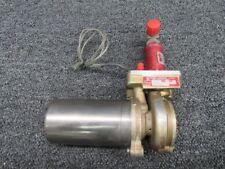 RG52400B Piper PA-31T Romec Division Fuel Boost Pump (V: 28, A: 7.25)