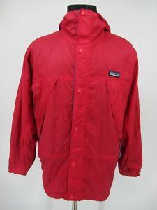 M9449 VTG Kid's Patagonia Hooded Windbreaker Jacket Size 14