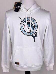Florida Marlins New Era MLB Hoodie Sweatshirt Hoodie Sz Medium M Baseball NWT