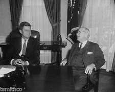 John F. Kennedy JFK and Harry Truman President 8x10 Photo 017