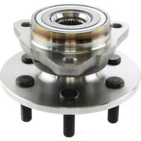 Axle Bearing and Hub Assembly-4WD, 2-Wheel ABS Front Centric 400.67003E