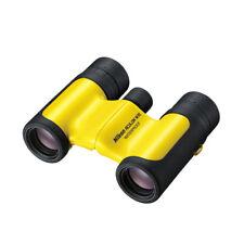 Nikon binocolo ACULON W10 8X21 Giallo Waterproof Garanzia Nital Italia 10 anni.