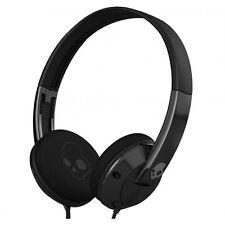 Skullcandy Supreme Sound Uprock On-Ear Headphones in Black/Silver - New