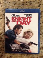 Knight and Day - (Blu-ray Disc,1-Disc)Authentic US Release
