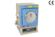 Compact Vacuum Chamber Furnace with Seal Flange