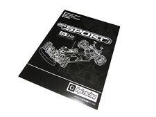 HPI RS4 Sport 3 Hoonicorn '65 Mustang Ken Block Owners Manual Exploded Views