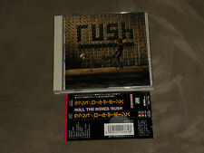 Rush Roll The Bones Japan CD