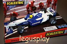 Slot SCX Scalextric 6095 Williams F-1 Nº 5 2001 Schumacher - New