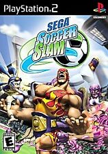 Sega Soccer Slam (Sony PlayStation 2, 2002) No Manual