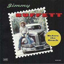 (CD) Jimmy Buffett - Before The Beach (1993)